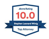 Steven Winig is highly experienced in personal injury, divorce and family law cases