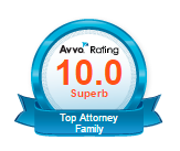 Steven Winig is a top rated personal injury, divorce and family law lawyer