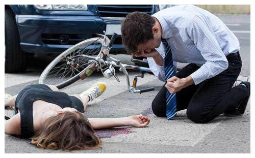 Steven Winig is highly experienced 								in Bicycle Accident cases