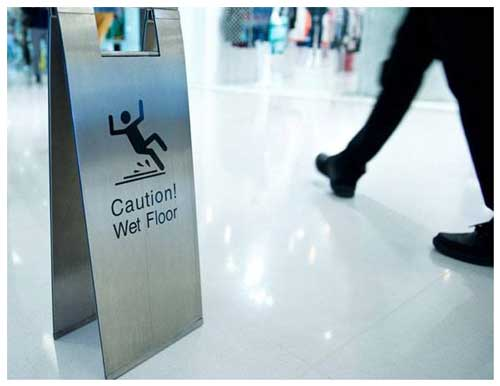 Steven Winig is highly experienced 								in slip and fall cases