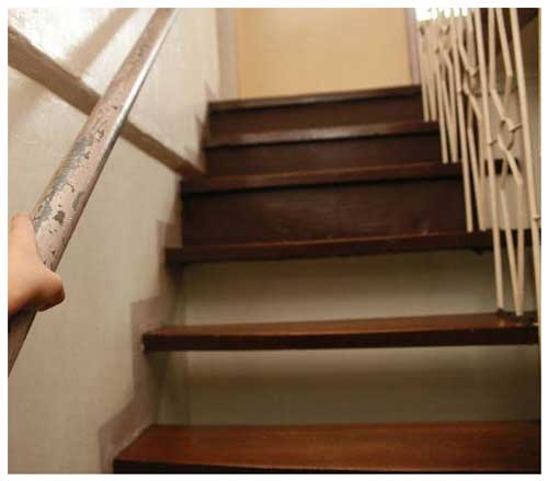 Steven Winig is highly experienced 								in staircase accident cases